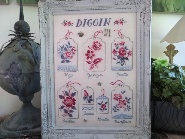 Vaisselle Digoin Kit