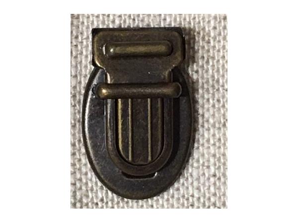 Fermoir cartable GM Bronze