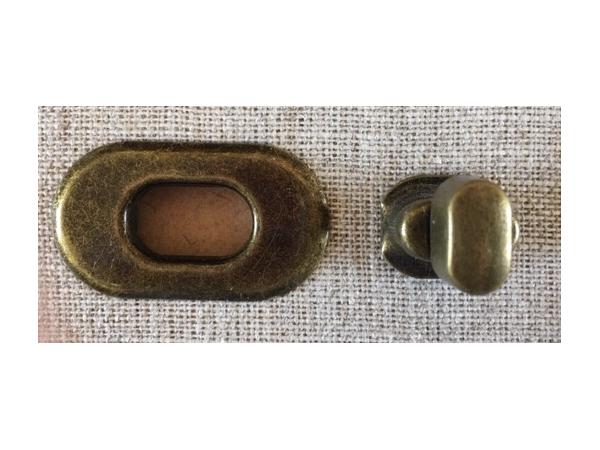 Tourniquet oval Bronze