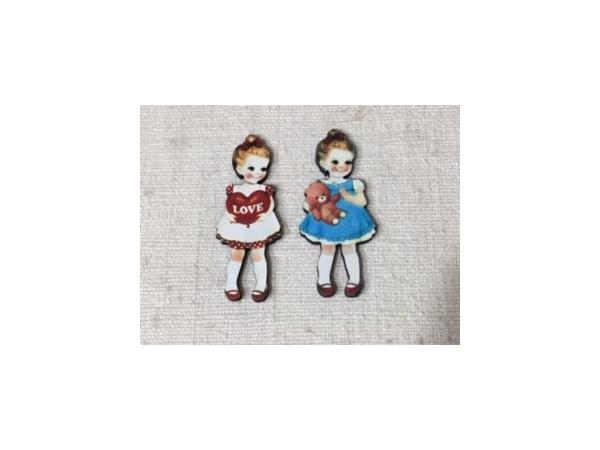 Petites Filles (les 2)