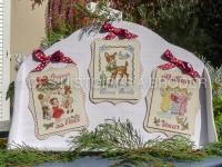 Les Cartes de Noël Fiche