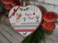 Coeur Joyeux Noël