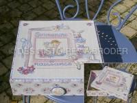Souvenirs de Naissance Kit