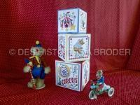 Le Cirque - Petit modèle -...