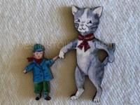 Pompon et Lulu figurine