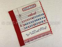 Cahier de devoirs - Page de...