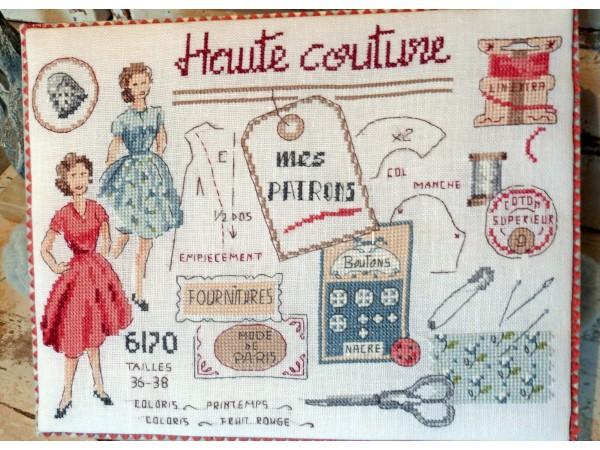 Haute Couture Fiche