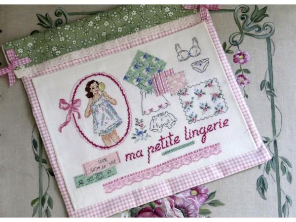 Pochette lingerie Kit
