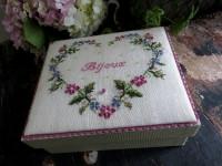 La boite à bijoux Semi-kit