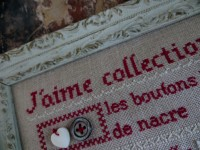 J'aime collectionner