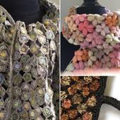 -30% sur les écharpes, sacs et bijoux Sophie Digard jusqu'au dimanche 10 mai minuit www.deshistoiresabroder.com #echarpes #sacs #sophiedigard #sophiedigardbag #faitmain #handmake #lainemerinos #lin #raphiabag #crochet #entierementalamain